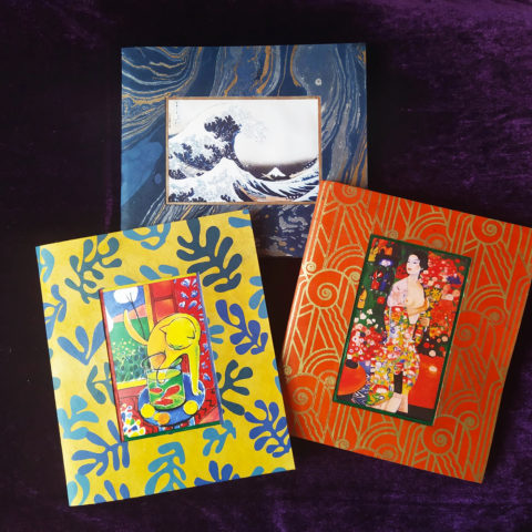 Collection carnets-cadres